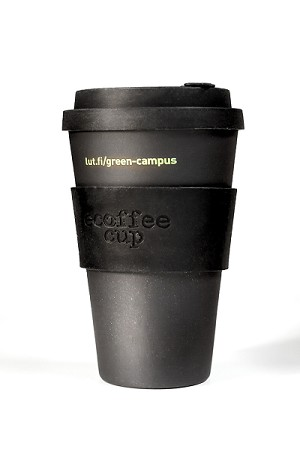 Green Campus ecoffee cup