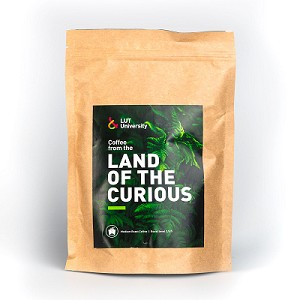 Land of the Curious -kahvi 150g